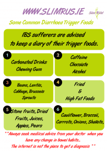 IBS trigger foods